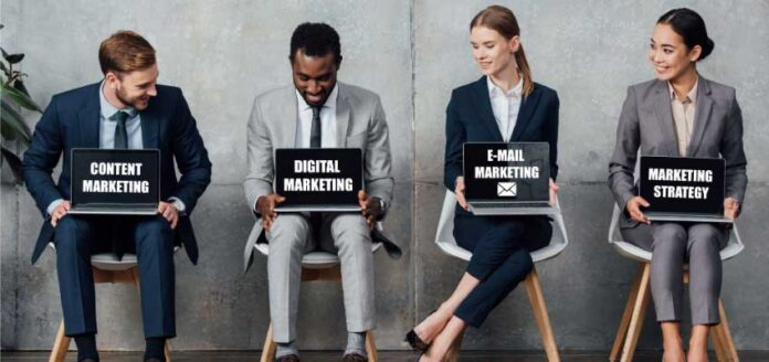 hire the right online marketing agency