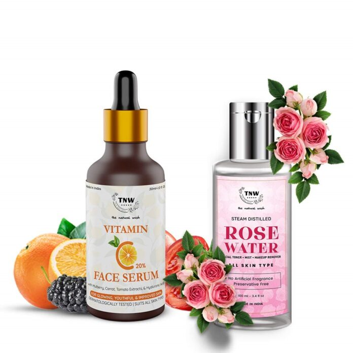 Effectiveness Of Vitamin C In Your Face Serum