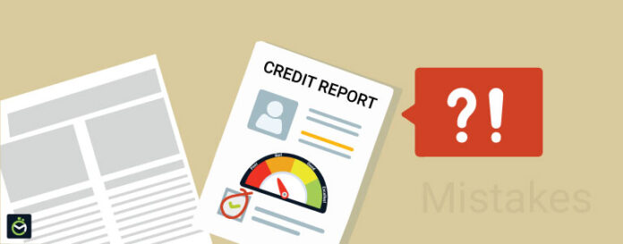 Spot The Mistakes On Your Credit Report
