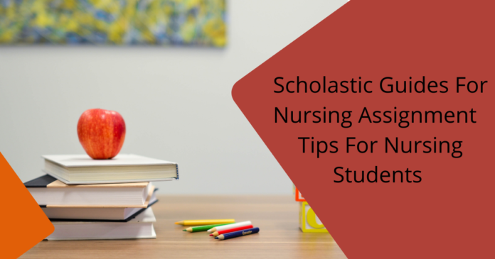 Scholastic Guides For Nursing Assignment – Tips For Nursing Students
