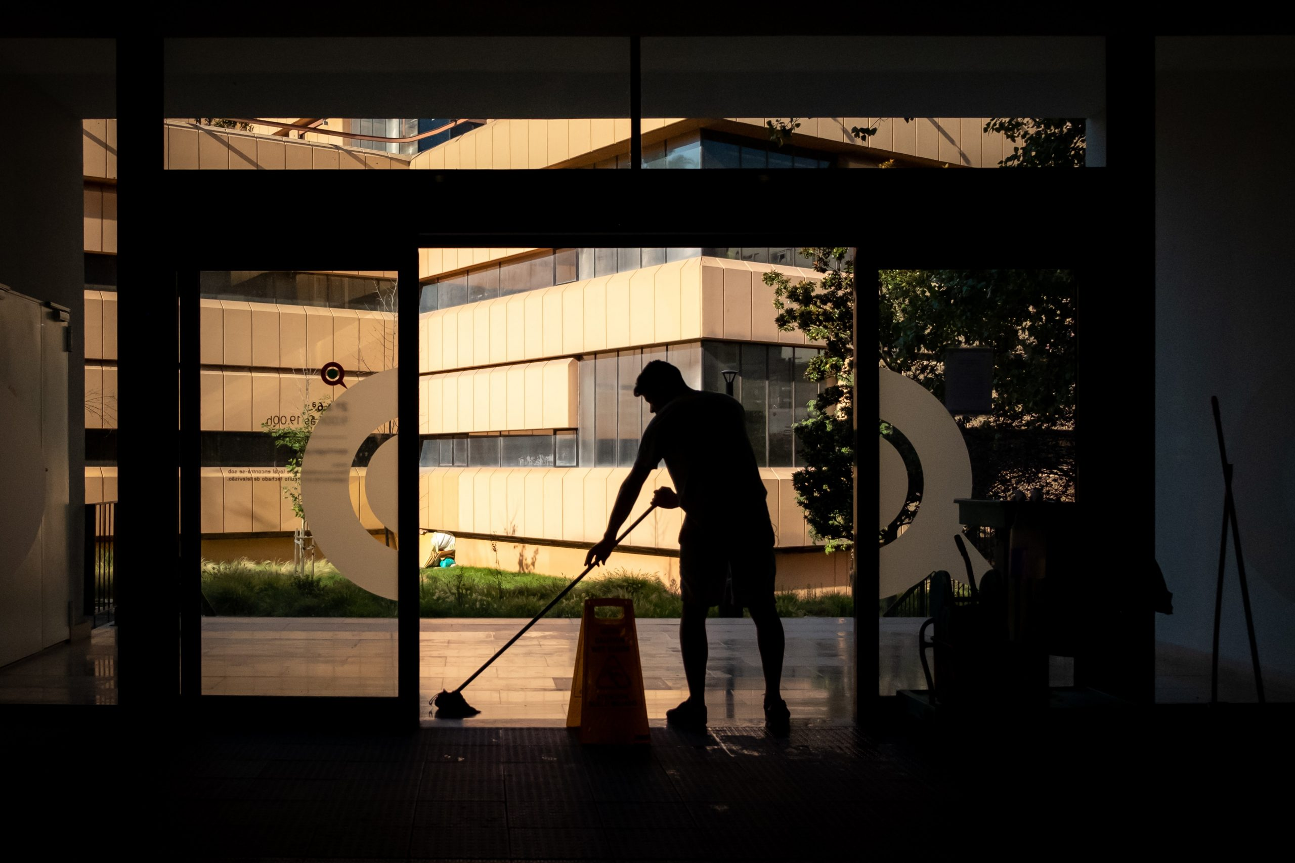 Hiring Commercial Cleaning Services